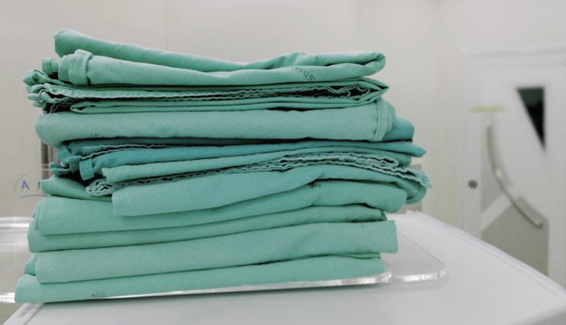 Têxteis para Hospitais