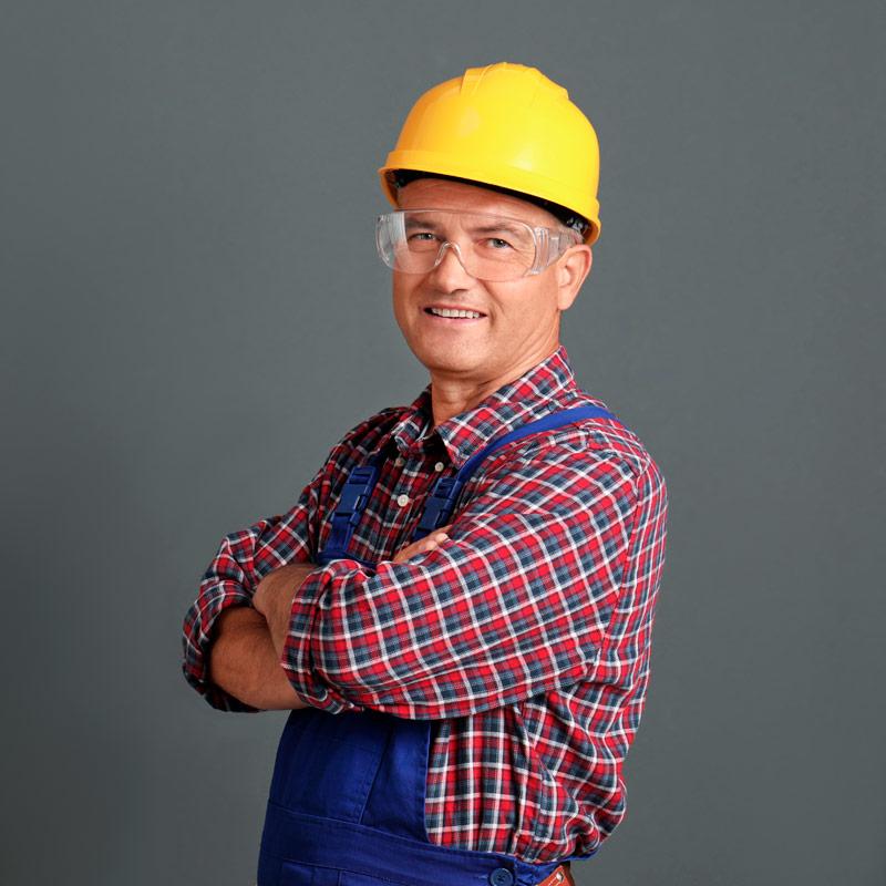 Fardas e uniformes para serviços e indústria