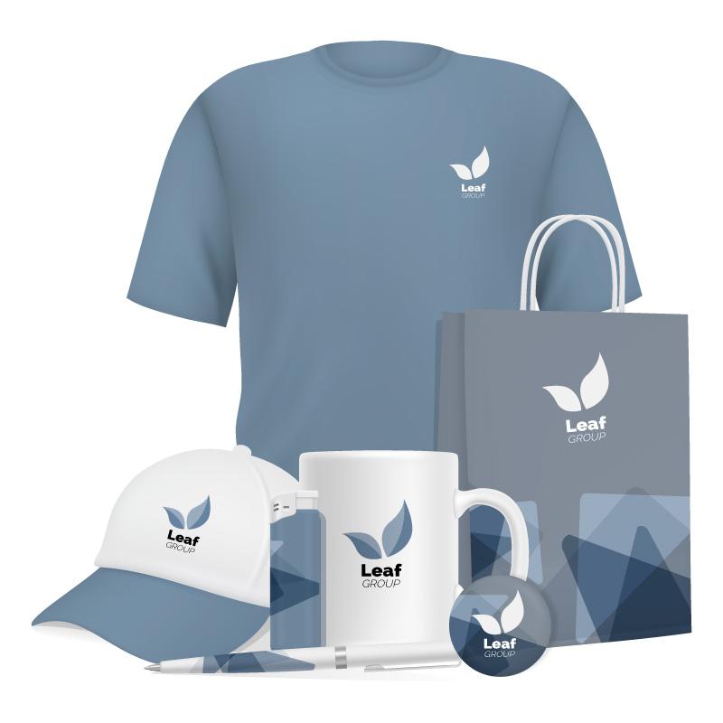 Fabrico de merchandising personalizado