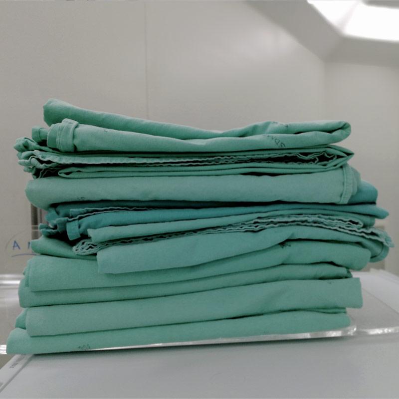 Têxteis para hospitais e clínicas